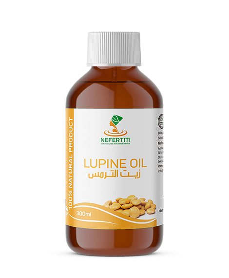 Lupine oil