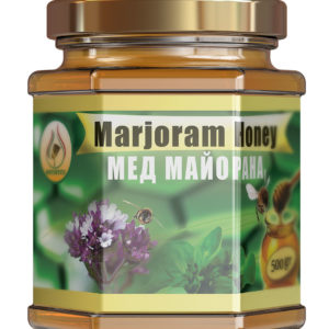 Marjoram Honey