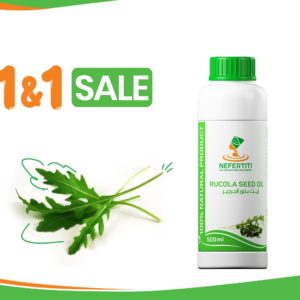 Rucola seed natural Oil (Arugula) 1+1 sale